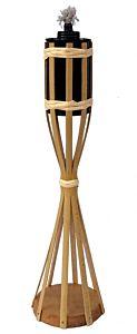 Faclie bambus masa 30cm + rezerva