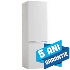 Combina frigorifica CM 3352 W Candy , 252 l, clasa A+, 181 cm, alb