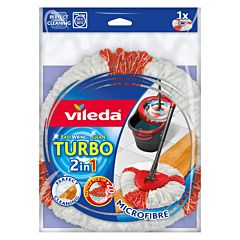 Rezerva mop Easy Wring Turbo 2in1, Vileda