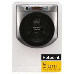 Masina de spalat rufe AQ105 Hotpoint, 10 kg, 1400 RPM, A+++, Direct Injection
