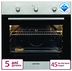 Cuptor electric AROIC21100H Arctic, 67 L, clasa A