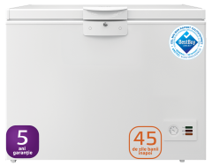 Lada frigorifica O30+ Arctic, 298 litri, clasa A+, Fast Freezing