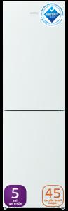 Combina frigorifica AK60350-4+ Arctic, 331 litri, clasa A+, Alb