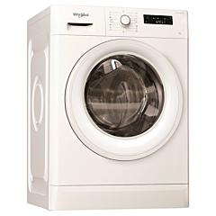 Masina de spalat rufe FWSF61053W Whirlpool, 6 kg, 1000 RPM, A+++, tehnologie al saselea simt*