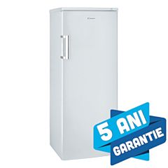 Congelator CMIOUS 5142WH Candy, 166 l, 5 sertare, clasa A+, Alb