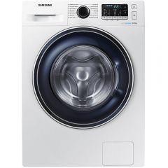 Masina de spalat rufe WW80J5345FW/LE EcoBubble Samsung, 8 kg, 1200 RPM, Clasa A+++, Alb