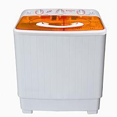 Masina de spalat rufe semiautomata VO1500 Vortex, Spalare 6 kg, Stoarcere 5 kg, Alb