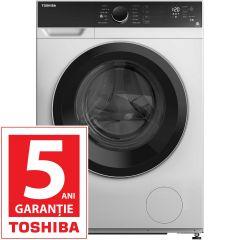 Masina de spalat rufe Toshiba TW-BJ100M4, 9Kg, 1400 RPM, A+++, Alb