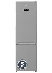 Combina frigorifica Beko RCNA406E40ZXBN, 362 Litri, Neofrost DualCooling, Harvest fresh, Clasa A++, Gri