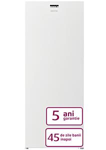 Congelator vertical Arctic AC60250M30W, 215 Litri, 6 compartimente, Clasa F, Alb