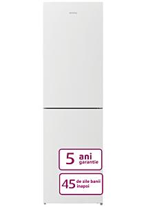 Combina frigorifice Arctic AK60350M30W, 331 Litri, Clasa F, Alb