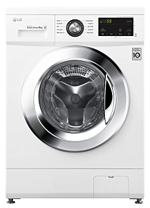 Masina de spalat rufe LG F4J3TN5WE, 8 Kg, 1400 rotatii, 6 Motion Direct Drive, ClasaD