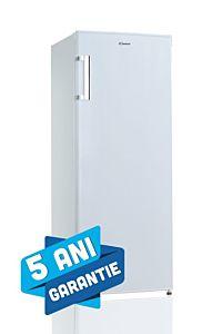Congelator Candy CMIOUS 5142 WH, 166 Litri, Inaltime 143 cm, Clasa F, Alb