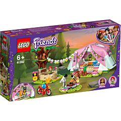 LEGO Friends Camping in natura 41392