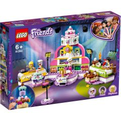 LEGO Friends Concurs cofetari 41393