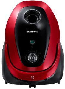 Aspirator cu sac Samsung VC07M25E0WR, Capacitate 2.5L, Perie clasica