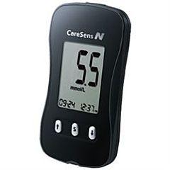 Glucometru CareSens N i-Sens, 10+100 benzi de testare, 10 ace sterile, durata de masurare 5 sec