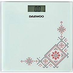 Cantar digital DBS210AB Daewoo, 150 kg, Ecran LCD