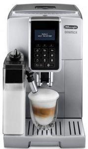 Espressor automat ECAM350.75.SB Delonghi, 1450 W, 15 bar presiune, 1.8 litri capacitate rezervor