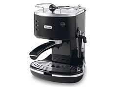 Espressor manual ECO 311.BK Delonghi, 15 bar presiune, 1.4 litri capacitate rezervor
