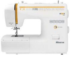 Masina de cusut NEXT363D Minerva, 850 imp/min, Functie sulfilare