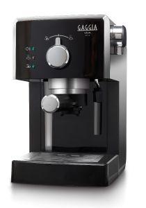 Espressor manual VIVA Style Gaggia, 15 bar presiune, Rezervor apa 1 litru