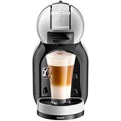 Espressor Krups Nescafe Dolce Gusto Mini-Me, 1500 W, 0.8 l, 15 bari, Negru/Argintiu