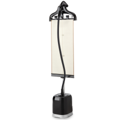 Aparat de calcat cu aburi IT3440E0 Tefal Pro Style, 1800 W, 30 g/min, 3 functii, Sistem anti-calcar, Negru/Argintiu