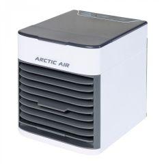 Ventilator de birou 110025148 Rovus Arctic Air Ultra, 3 Viteze, Tehnologie hydro-chill, Functie umidificare aer, Functie oprire automata, Alb