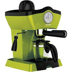 Espressor manual Charm HEM-200GR Heinner, 800W, 250ml, 3.5 bar, Verde