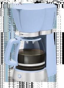 Cafetiera KA 3689 Clatronic, 1000 W, 1.7 L, Albastru