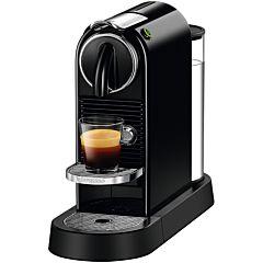 Espressor CitiZ Nespresso, Negru, D113 EU, 19bar, 1L, clasa A