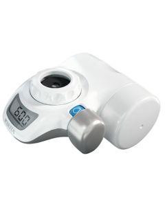 Sistem de filtrare apa OnTap Brita, Pentru Chiuveta, Afisaj LCD, Filtrare cu carbune activ, Cartus filtrant, Alb