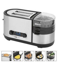 Set mic dejun TAM3688 Clatronic, Toaster + prajitor oua