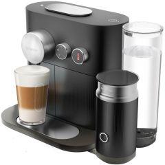 Espressor Nespresso Expert & Milk Black C85, 0.7 L, 19 bar , Bluetooth, automat, 1,1L