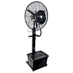 Ventilator cu apa Vortex VO4211, 3 viteze, 160W, protectie antivegetativa, Negru
