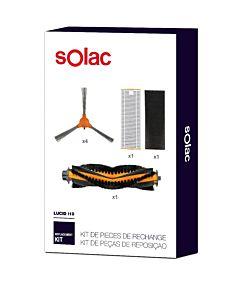 Kit consumabile pentru aspiratorul Solac Lucid i10