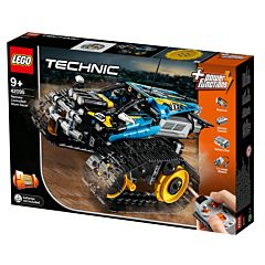 LEGO Technic Masinuta de cascadorii cu telecomanda 42095