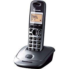 Telefon fara fir DECT KX-TG2511FXM Panasonic, Agenda, Speaker, GAP, Caller ID, Gri