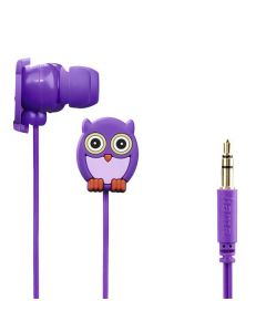 Casti In-Ear Qwl 177024 HAMA, Cu Fir 1.2m, Microfon,  Mov