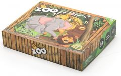 Joc educational AR Happy Zoo E-boda, 68 de animale, 12 limbi straine