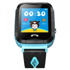 Gps Tracker V06 Logic, Pedometru, Alarma, Android/iOS, Albastru