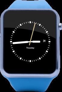 Smartwatch 310 E-boda, Albastru