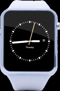 Smartwatch 310 E-boda, Alb