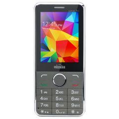 Telefon mobil T303 Freeman, Negru, Dual SIM