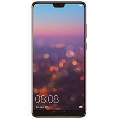 Telefon mobil Huawei P20, Dual SIM, 128GB, 4G, Android 8.1 Oreo, Pink Gold