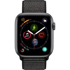 Smartwatch S4 Sport Apple, 44 MM, diplay OLED, 16 GB, GPS, Negru