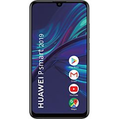 Telefon mobil Huawei P Smart (2019), Dual SIM, 64GB, 4G, Android 9.0 Pie Midnight Black
