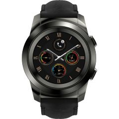 Ceas smartwatch Allview Hybrid S, Unisex, Digital, Notificari, Ritm Cardiac, Gri