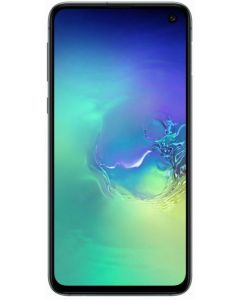 Telefon mobil S10E Samsung, 128 GB, Dynamic AMOLED, Full HD+ Flat, Camera duala cu Dual OIS, Verde